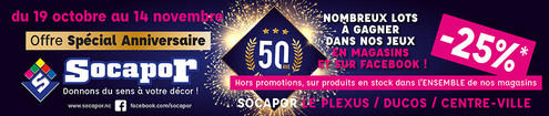Socapor 2020 octobre