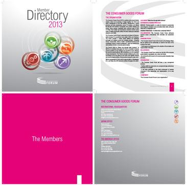 TCGF 2013 Members Directory