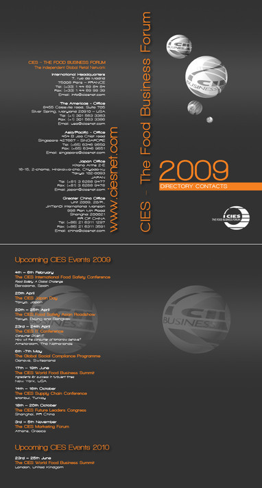 CIES 2009 Handbook