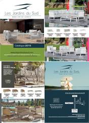 Jardins du Sud 2015 Catalogue