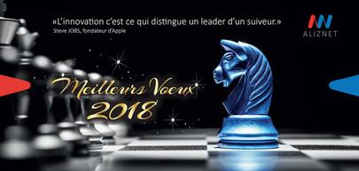 Aliznet 2018 Voeux