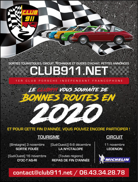 Club911 2020