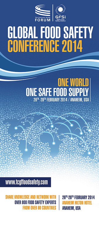 GFSI 2014 Global Food Safety Conference
