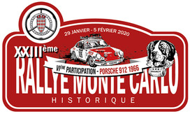 Sponsoring Monte Carlo Historique 2020