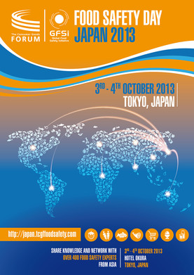GFSI 2013 Food safety Day Japan