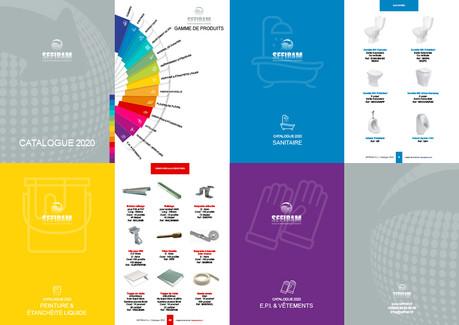 Sefiram 2020 Catalogue