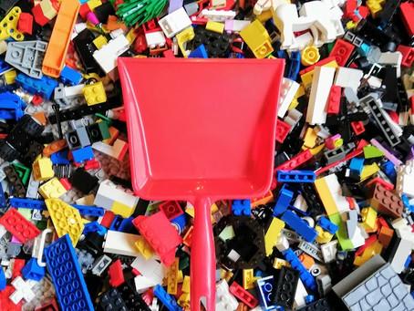 Life hacks: Lego