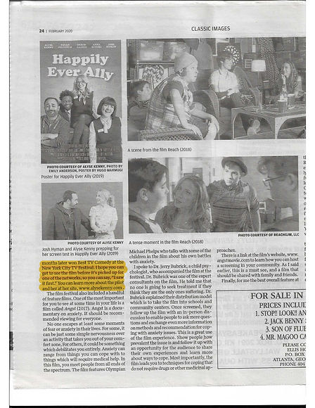 Press Happily Ever Ally 2 Film Freeway.j