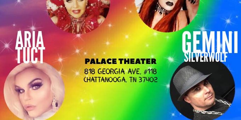 Chattanooga Pride Drag Brunch