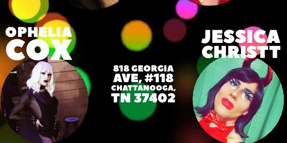 Chattanooga Pride Dance Party + Drag Show
