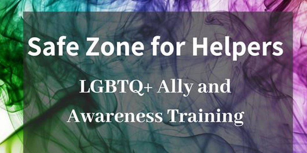 Safe Zone for Helpers