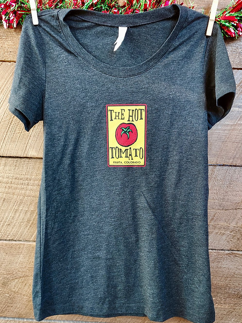 Women's Hot Tomato Logo Shirt
