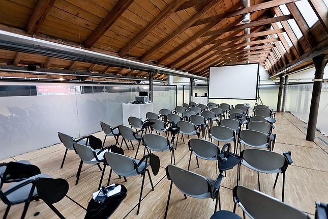 Lake Como Meeting location