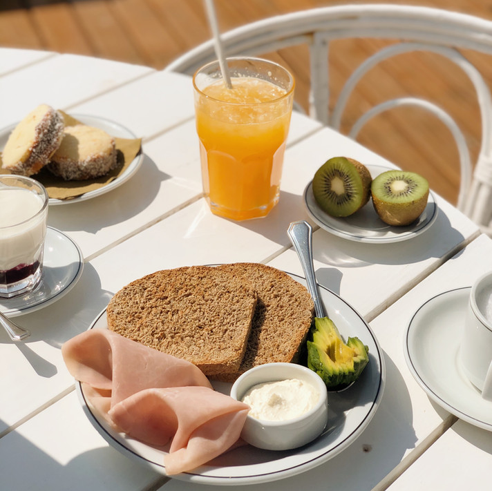 Desayunos.