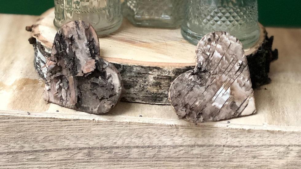 Holzscheibe diverse Größen