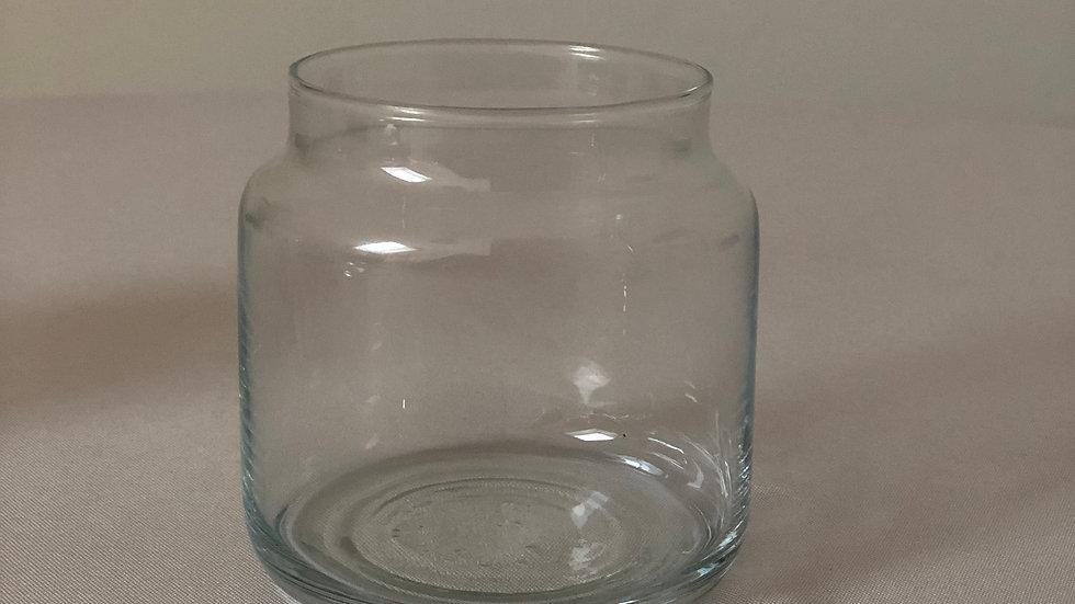 Glas für kleines Gesteck oder Teelicht