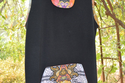 Soulflower Tank Top One of a Kind