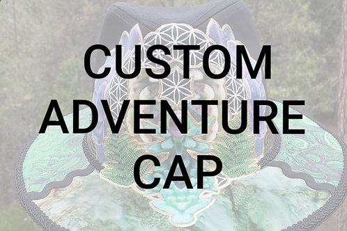 *CUSTOM* ADVENTURE CAP