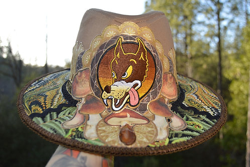 Mushed Wolf   One of a Kind