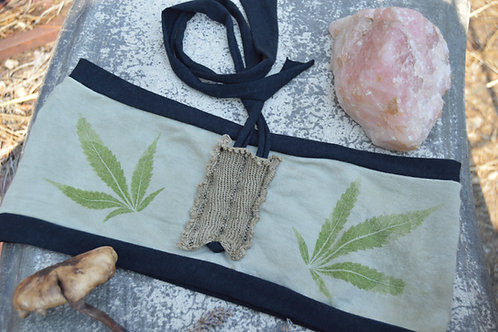 Ganja Fairy Tube Top   One of a Kind Small