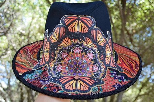 Monarch Mandala | One of a Kind