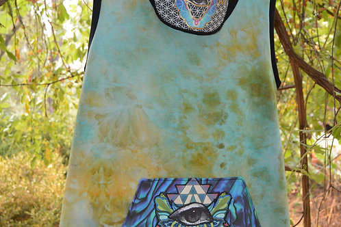 Eyez Open Tank Top One of a Kind