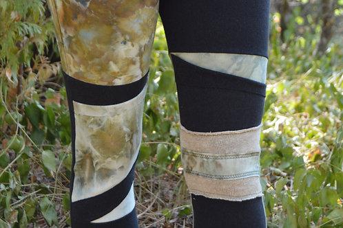 YinYang Leggings One of a Kind