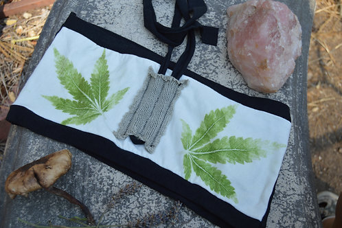 Ganja Fairy Tube Top | One of a Kind Small
