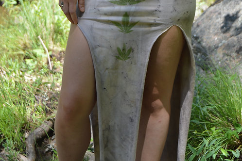 Ganja Goddess Skirt~One of a Kind~S/M