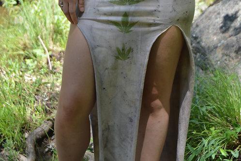 Ganja Goddess Skirt~One of a Kind~S/M