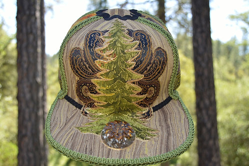 In Da Treez | GreenHeartsOrgonite EMF protection | One of a Kind