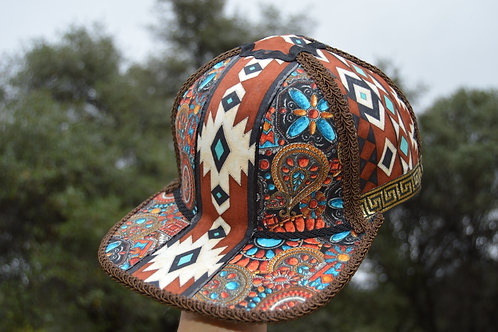Standing Buffalo~ One of a Kind