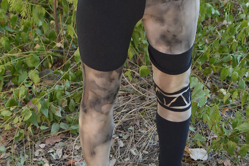 YinYang Leggings One of a Kind