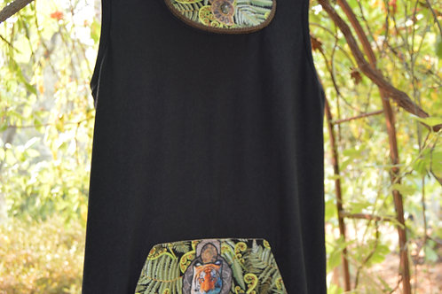 Jungle Energy Tank Top One of a Kind