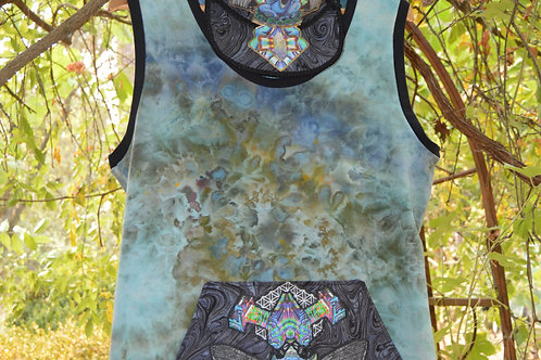 Fly Ganesha Tank Top One of a Kind