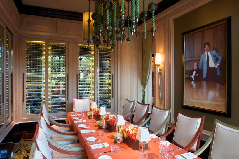 Interior Sinatra Restaurant