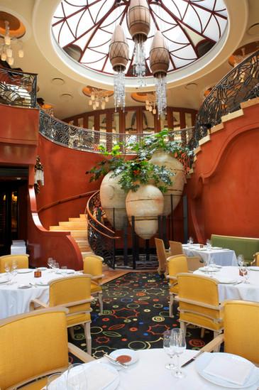 Interior Bartolotta Restaurant