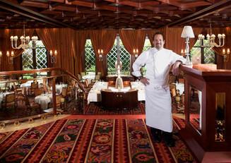 Chef Alex Stratta