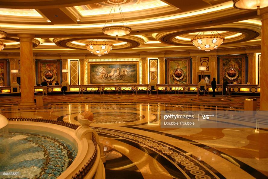 Caesars Palace Lobby