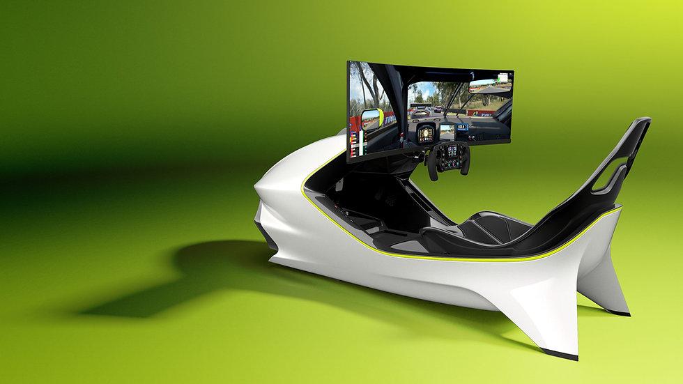 AMR-C01 - Racing Simulator