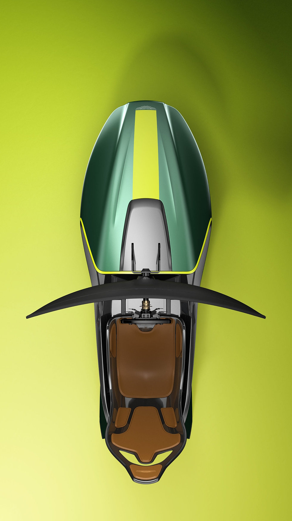 Unique Aston Martin Desgned Simulator