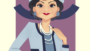 Coco Chanel - Unapologetically herself