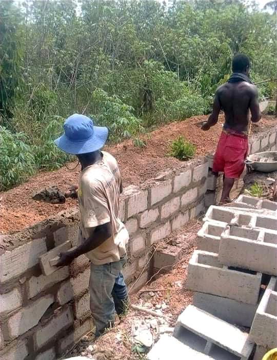 Perimeter Wall Construction