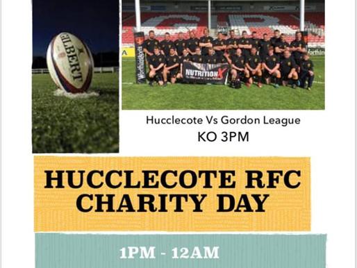 Hucclecote RFC hold Fatboys Fundraiser