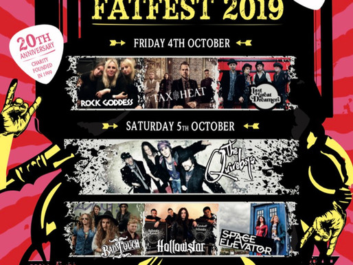 Fatfest 2019 Auction is Go!
