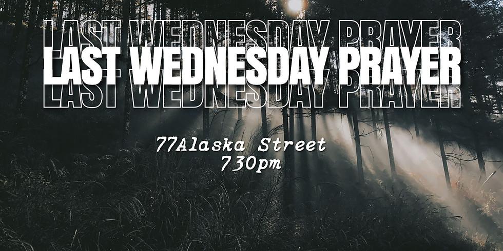 Monthly Prayer night