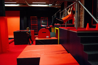 Gymnastics Area