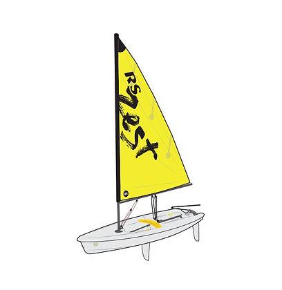 RS Zest מפרשית