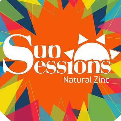 Sun Sessions קרם הגנה טבעי