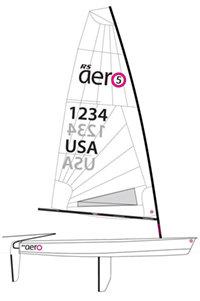 RS Aero מפרשית
